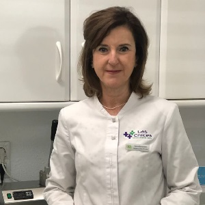 Silvia Hernández García, Farmacéutica